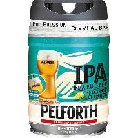 Biere Et Cidre PELFORTH Fut de biere blonde - IPA - Compatible Beertender - 5 L