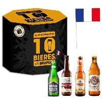 Biere Et Cidre Tour d'Europe - Coffret de 10 bieres