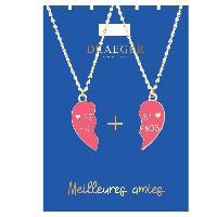 Bijoux -  Lunettes - Montres 2 Colliers Amies
