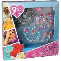 Bijoux Deguisement DISNEY PRINCESSES Bijoux 9 Pieces