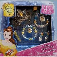 Bijoux Deguisement LA BELLE & LA BETE Coffret Bijoux 9 pcs - Generique