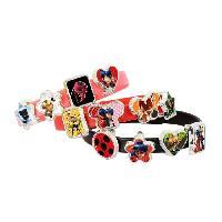Bijoux Deguisement MIRACULOUS Bracelets et Charms Pour Enfant - Aucune