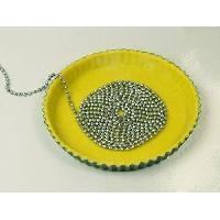 Bille En Ceramique - Chaine Fond De Tarte Chaine de cuisson en inox - 3 m x 180 gr