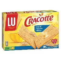 Biscotte - Assimile Cracotte Céréales Completes 250g - Lu Petit Dejeuner