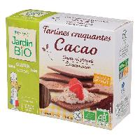 Biscotte - Assimile Tartines cacao cereales bio - 150g