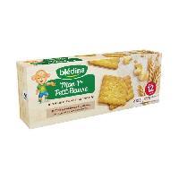 Biscuit Bebe BLEDINA Biscuit Bébé Mon Premier Petit Beurre 133 gr 12 Mois +