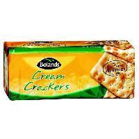 Biscuits - Patisserie Emballee BOLANDS Biscuits Cream Crackers - 200 g