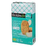 Biscuits - Patisserie Emballee Biscuit Petit Dejeuner cereales pomme Bio - 140g