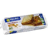 Biscuits - Patisserie Emballee Bjorg Pain d'Epices Miel 300g - Aucune