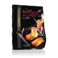Biscuits - Patisserie Emballee CASINO DELICES Mini financiers - 210g