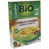 Biscuits - Patisserie Emballee Cere.fou.Choc.nois325g co bio