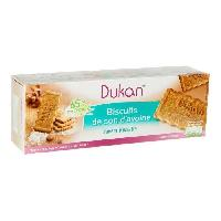Biscuits - Patisserie Emballee Dukan biscuits noisettes et son d'avoine 225g - Generique