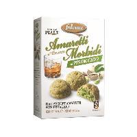 Biscuits - Patisserie Emballee FALCONE Amaretti a la pistache - 170 G