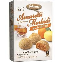 Biscuits - Patisserie Emballee FALCONE Amaretti saveur agrumes - 170 G
