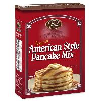 Biscuits - Patisserie Emballee MISSISSIPPI BELLE Mix Pancake - 454 g - Aucune