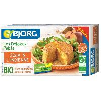 Biscuits - Patisserie Emballee Palets Soja a l'Indienne Bio 200g