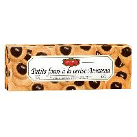 Biscuits - Patisserie Emballee Petits Fours a la Cerise Amarena - 120 g