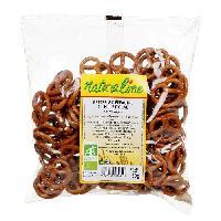 Biscuits Aperitif Bretzels d'epeautre a l'huile d'olive bio - 150 g