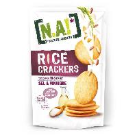 Biscuits Aperitif Crackers de riz sel et vinaigre 70g N.A! N.k.v E-juices