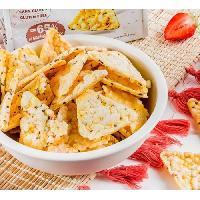 Biscuits Aperitif N.A Corn Crackers Sachet de Pois. lentilles et haricots BIO - 50 g N.k.v E-juices