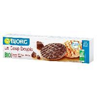 Biscuits Secs BJORG Biscuits Coups Double Bio 200g