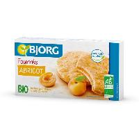 Biscuits Secs BJORG Fourres Abricot Bio 175g