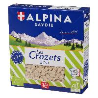Biscuits Secs Crozet bio 3 Cereales 400g
