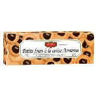 Biscuits Secs ERIC BUR Petits Fours a la Cerise Amarena - 120 g