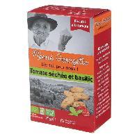 Biscuits Secs MEME GEORGETTE Biscuit a la tomate sechee et bascilic - 75g - Generique