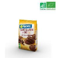 Biscuits Secs Sables au Chocolat Sans gluten 250g - Generique