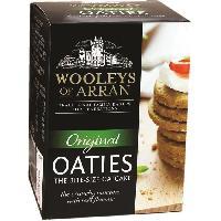 Biscuits Secs WOOLEYS Mini Crackers Original Oaties - 200 g - Aucune