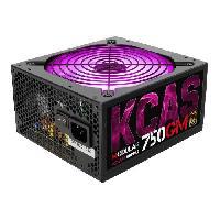 Bloc D'alimentation Interne AEROCOOL Alimentation PC KCAS-750GM - 750W - Semi-modulaire - 80PLUS Gold - RGB