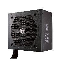 Bloc D'alimentation Interne Alimentation PC MasterWatt 650 - Semi-modulaire - 80PLUS Bronze
