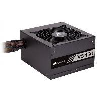 Bloc D'alimentation Interne Alimentation PC VS450 - 450W - 80+ White -CP-9020170-EU