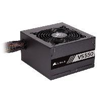 Bloc D'alimentation Interne Alimentation PC VS550 - 550W - 80+ White -CP-9020171-EU