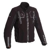 Blouson - Veste - Maillot - T-shirt - Gilet Airbaig BERING Blouson Moto Tracer Noir - XL=54-56