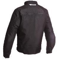 Blouson - Veste - Maillot - T-shirt - Gilet Airbaig BERING Blouson Moto Wingo Noir - XXL=58-60