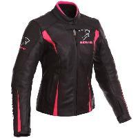 Blouson - Veste - Maillot - T-shirt - Gilet Airbaig Blouson Cuir Moto Lady Gangsta - T4 44 - T4 44 - T4 44