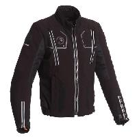 Blouson - Veste - Maillot - T-shirt - Gilet Airbaig Blouson Moto Tracer Noir - XXL58-60 - XXL58-60 - XXL58-60