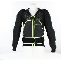 Blouson - Veste - Maillot - T-shirt - Gilet Airbaig RIDER TEC Armure de protection souple