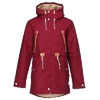 Blouson - Veste Technique WEARCOLOUR Parka Urban - Homme - Rouge - XL - Colour Wear