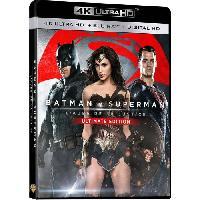 Blu-ray Film Blu-Ray 4K BATMAN V SUPERMAN
