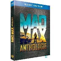 Blu-ray Film Blu-Ray Coffret mad Max anthology - Warner Bros