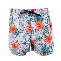 Boardshort FREEGUN Boardshort Court - Homme - Hawai - S