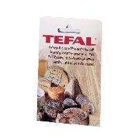 Bocaux De Conservation TEFAL Lot de 6 Filtres recharge pour cave a fromages anti-odeur 9182210 noir