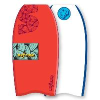 "Bodyboard SURF & SUN Bodyboard Similar EPS 39"" - Orange et bleu - Surf N Sun"