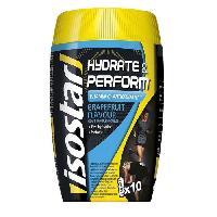 Boisson Energetique Pour Le Sport ISOSTAR Poudre Fresh Hydratante et Performance - 400 g - Generique