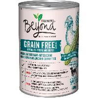 Boite - Patee - Nourriture Humide - Molle BEYOND Nourriture riche en dinde Grain Free - Pour chien - 400 g