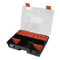 Boite A Compartiment - Organiseur - Element De Separation (vide) Boite de rangement vide plastique 9 cases