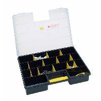 Boite A Compartiment - Organiseur - Element De Separation (vide) Organiseur vide 25 compartiments